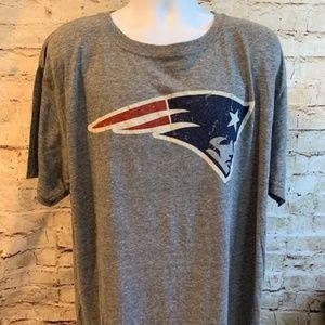 NWOT New England Patriots Mens NFL Team T Shirt XL